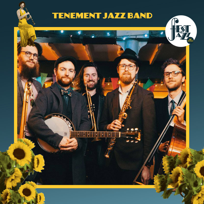 Tenement Jazz Band