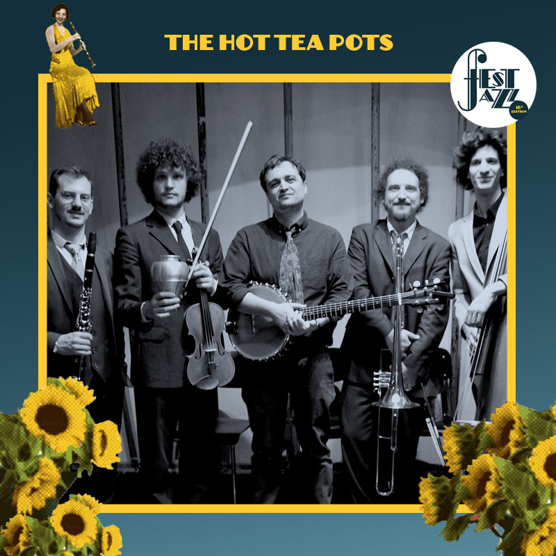 The Hot Tea Pots
