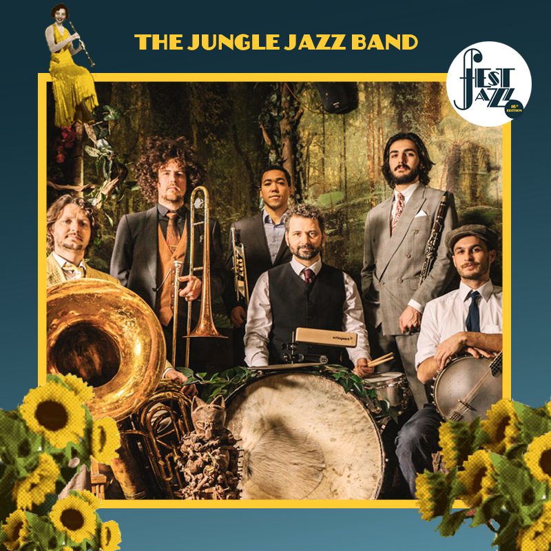 The Jungle Jazz Band