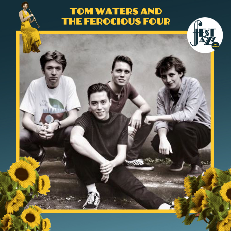 Tom Waters & the Ferocious Four